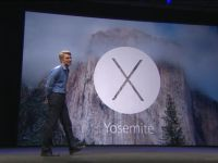 Apple a prezentat Mac OS X Yosemite la conferinta developerilor