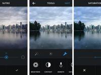 Instagram a primit un nou update, care aduce noi functii de editare a imaginilor. VIDEO