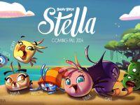 Angry Birds Stella. Primele imagini cu jocul care se lanseaza la toamna