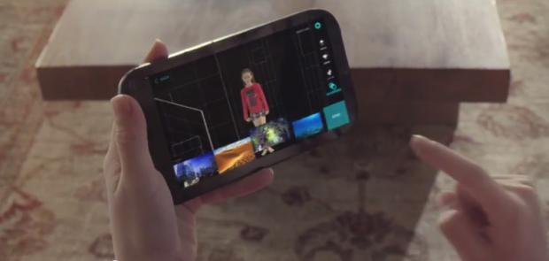 Project Tango prinde contur. Telefonul SF de la Google iti da senzatia ca esti pe puntea holografica din Star Trek. VIDEO