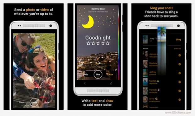 Facebook lanseaza Slingshot, o aplicatie care concureaza Snapchat. Download pentru Android si iOS