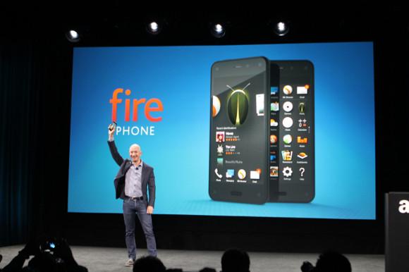 Amazon Fire Phone, lansat miercuri seara. Are ecran de 4,7 si perspectiva dinamica . Iata specificatiile