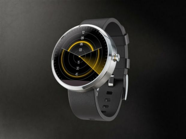 Unul dintre acestea va fi viitorul ceas inteligent de la Motorola. GALERIE FOTO