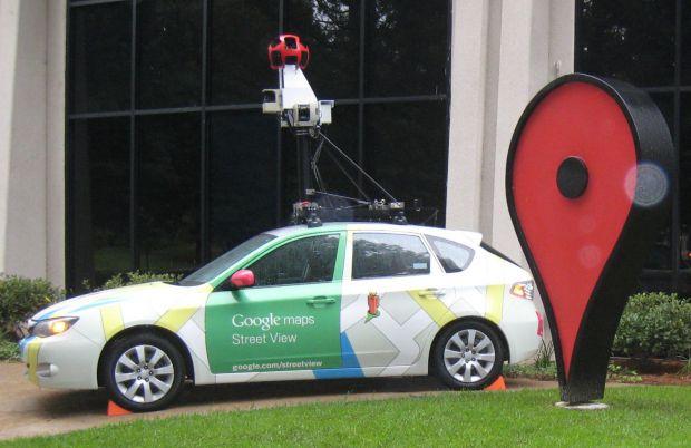 Masinile Google scaneaza din nou soselele Romaniei