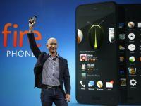Amazon Fire Phone impresioneaza! Ce inseamna  perspectiva dinamica . Ce se intampla cand inclini telefonul. GALERIE FOTO