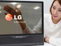 LG a facut un ecran OLED transparent si unul de 18  pe care il rulezi ca pe o coala de hartie. FOTO