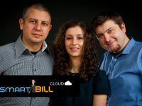 Startupul romanesc Smart Bill se duce in cloud