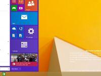 Imagini cu Windows 9. Cum va arata meniul de Start al viitorului sistem de operare. GALERIE FOTO