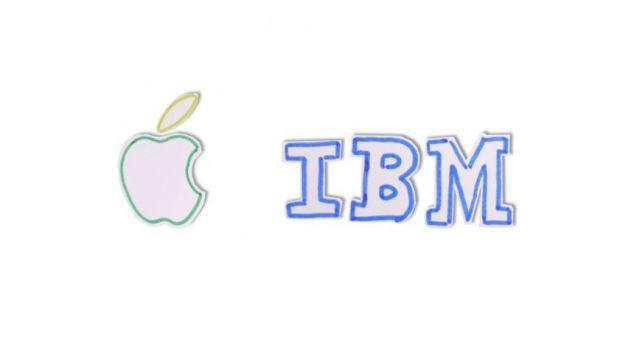 Apple si IBM semneaza un acord istoric. Vor crea impreuna 100 de aplicatii de business