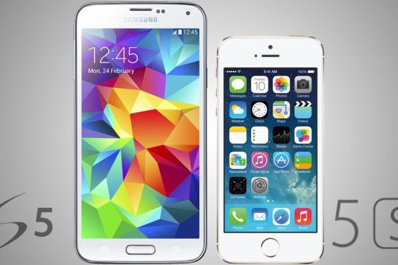 Samsung Galaxy S5 se vinde mai slab decat iPhone 5s si Galaxy S4. Ce ar putea face Samsung