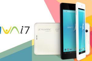 Allview lanseaza VIVA i7, cea mai ieftina tableta a sa cu procesor Intel Atom