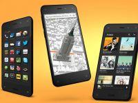 Amazon Fire Phone poate fi cumparat la un pret mic