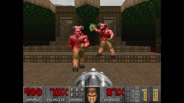 Bancomatul pe care poti sa te joci Doom, creat de doi australieni