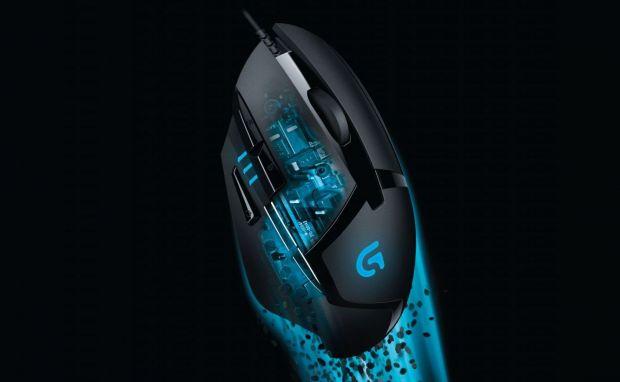 Cel mai rapid mouse de gaming din lume, lansat special pentru amatorii de shootere. Logitech G402 Hyperion Fury