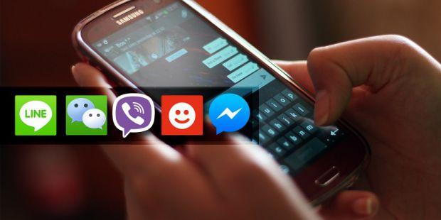 Cele mai bune 5 aplicatii gratuite de chat pentru Android. Pe care le folosesti?