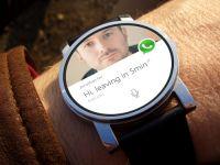De acum poti folosi WhatsApp pe smartwatch