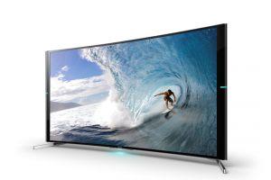 Sony lansează noul televizor BRAVIA cu ecran perfect curbat