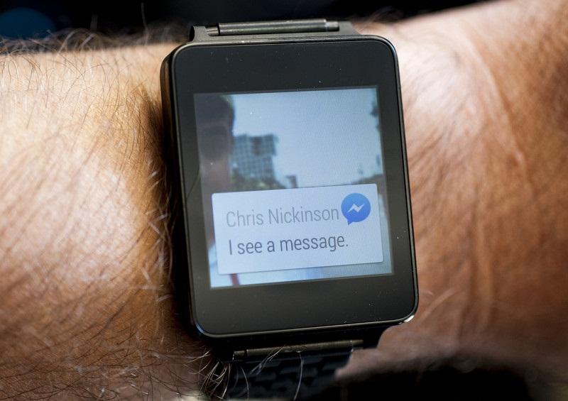 Facebook Messenger primeste suport pentru Android Wear