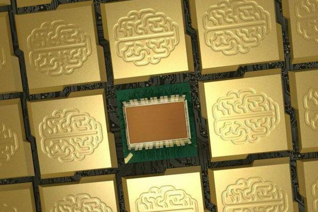 IBM a creat un cip cu 4.096 de nuclee care seamana ca mod de functionare cu creierul uman