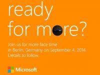 Nokia Lumia 830/730 se lanseaza pe 4 septembrie la IFA Berlin