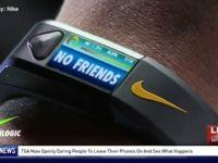Cel mai amuzant gadget: Nike a inventat dispozitivul care iti spune de cine fugi