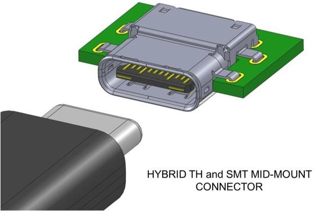USB-ul se schimba! Vei putea sa introduci mufa pe ambele parti. FOTO