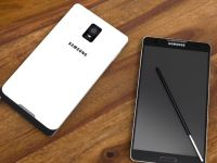 Samsung Galaxy Note 4. Specificatiile sunt pe net si i se face deja reclama