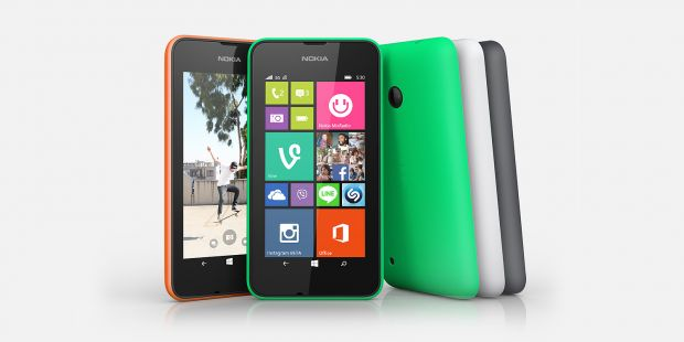Lumia 530 a ajuns in Romania. Telefonul are procesor quad-core si camera de 5 MP