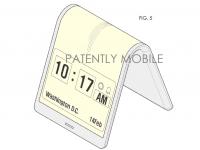 Samsung pregateste telefonul cu adevarat flexibil. FOTO