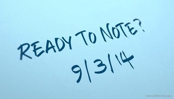 Samsung Galaxy Note 4. Un nou teaser video postat de companie