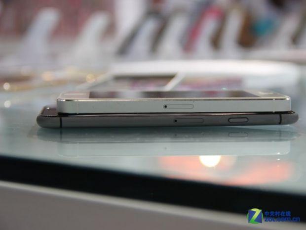 iPhone 6 fata in fata cu iPhone 5. GALERIE FOTO aparuta in China