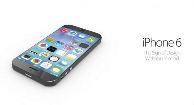Design schimbat mult la iPhone 6. O presupusa cutie a telefonului, fotografiata