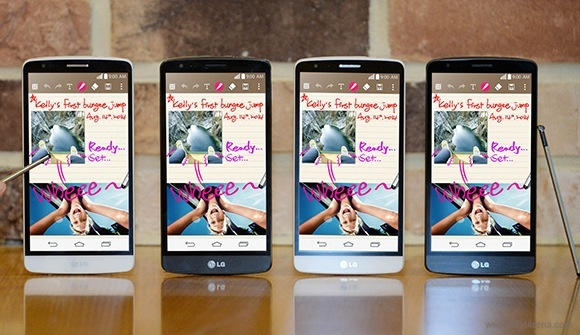 LG G3 Stylus s-a lansat. Ecran de 5,5 inch, camera de 13MP. Specificatiile