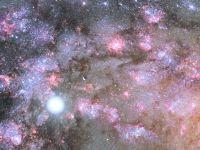 Galaxie noua descoperita la mare distanta de Terra. Informatiile pretioase pe care le ofera  Sparky