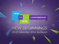 How to Web 2014: Cel mai important eveniment dedicat tehnologiei din Europa de Sud-Est are loc in noiembrie