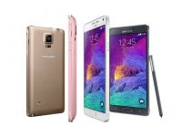 Samsung Galaxy Note 4 s-a lansat. Ecran de 5,7 , baterie de 3220mAh. GALERIE FOTO