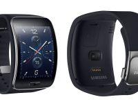 Samsung Gear S a aparut intr-un VIDEO. Ce poate face ceasul inteligent