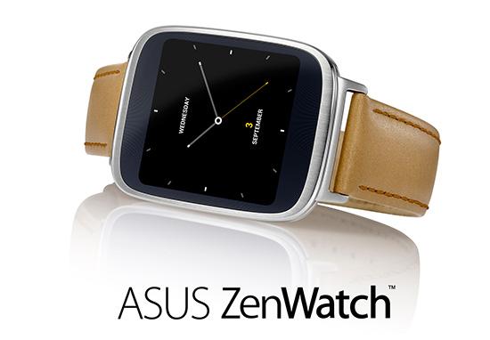 ASUS ZenWatch, lansat la IFA Berlin