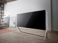Samsung lanseaza televizoare si sisteme audio curbate la IFA Berlin. FOTO