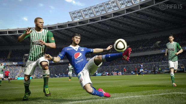 FIFA 15 Demo s-a lansat. Multiplul campion international Ovvy l-a jucat si isi spune parerea. VIDEO