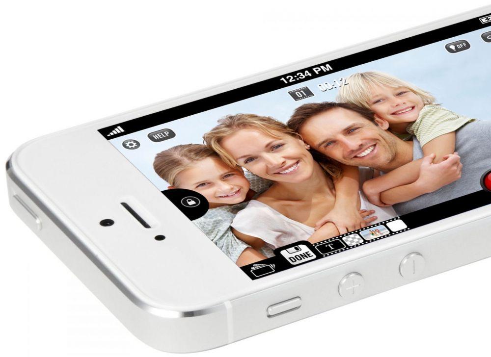 Prima aplicatie de iOS cu care filmezi 4K costa mai mult decat iPhone 6!