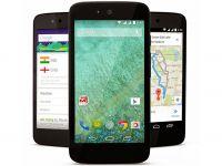 Google lanseaza primele telefoane cu Android One