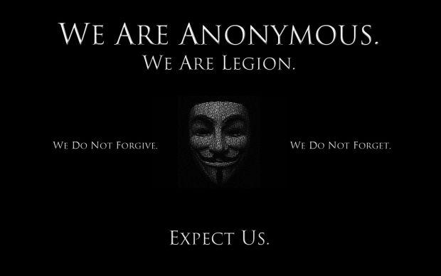 O grupare care se autointituleaza Anonymous Romania a spart site-ul Politiei Romane
