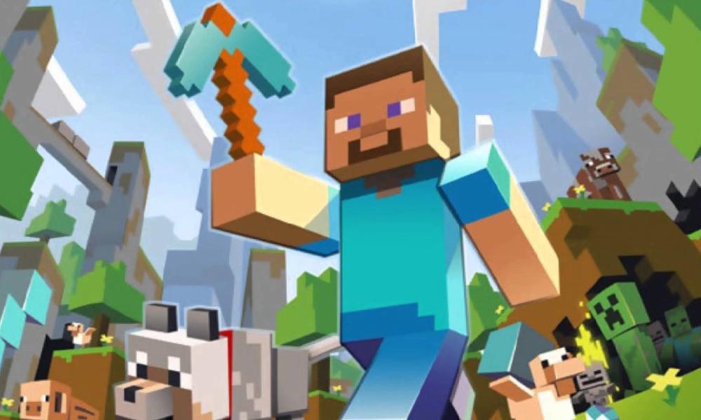 Minecraft va ajunge si pe Windows Phone