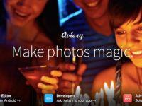 Adobe cumpara Aviary, aplicatia pentru editarea fotografiilor pe mobil