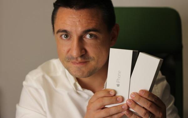 iPhone 6  hands-on  la iLikeIT. George Buhnici il compara cu telefoanele de top pe Android