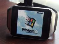 Un pusti de 16 ani a instalat Windows 95 pe un hellip; smartwatch! Cum a reusit