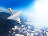 Austriacul Felix vine in Romania sa explice cum a cazut de la o altitudine uriasa