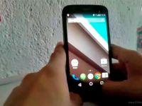 Android L. Noua versiune a sistemului de operare, vazuta pe un Moto G. VIDEO