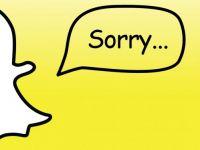 Snapchat, intr-un scandal urias! 200.000 de useri au cazut victime. Pozele lor au aparut pe net
